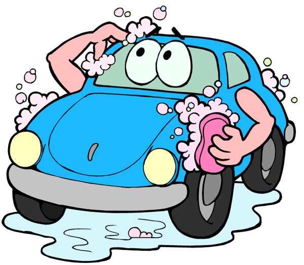 como lavas el coche