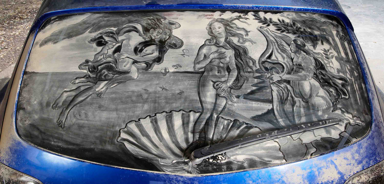 Venus pintura para coches